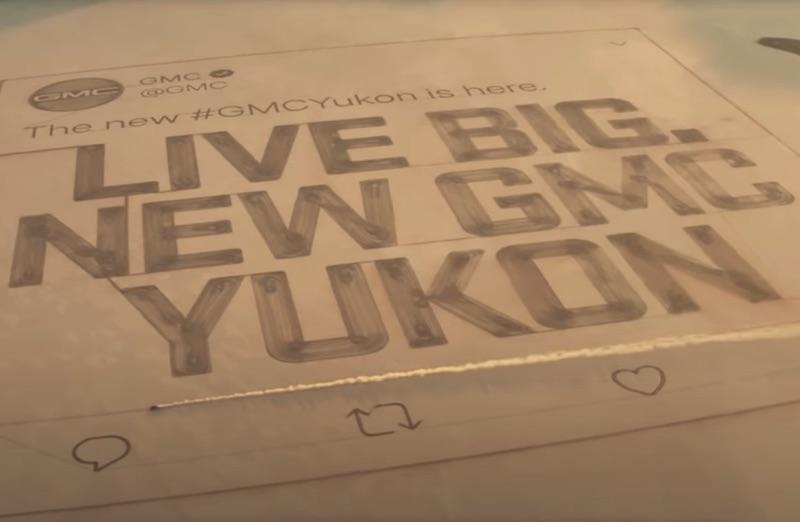 Next Generation GMC Yukon | World's Biggest Tweet