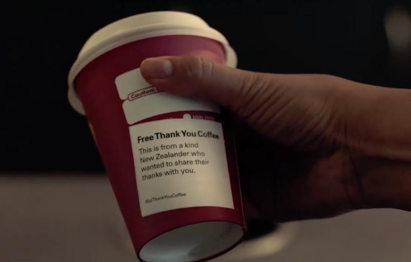 bp Thank You Coffee