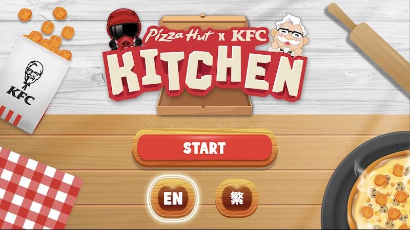 Pizza Hut x KFC