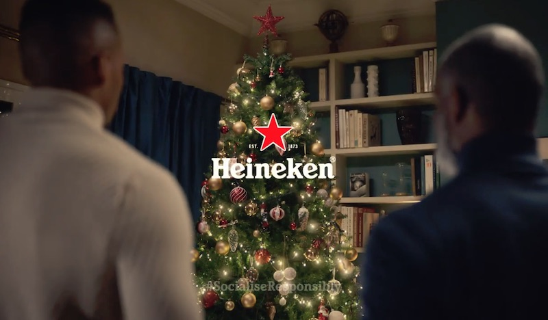 Heineken | Holidays As Usual​