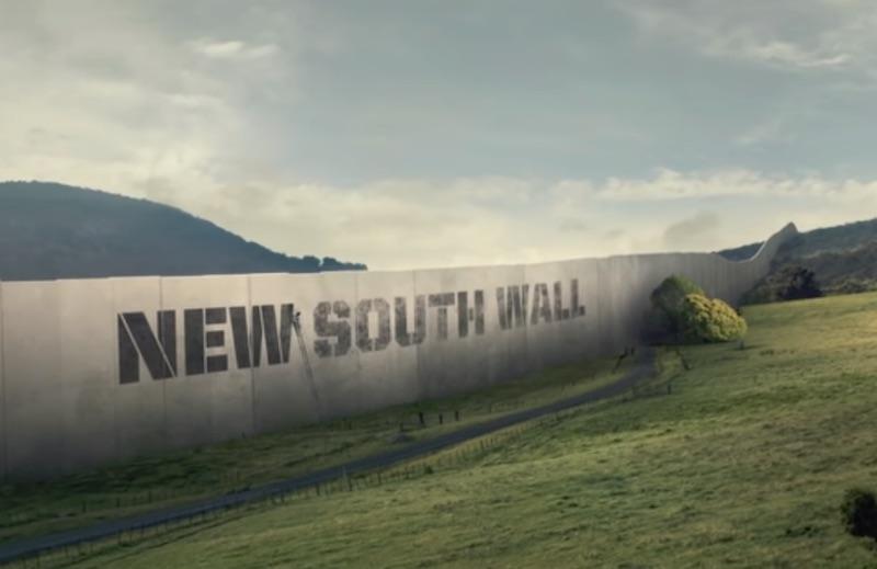 Australian Lamb Make Lamb, Not Walls