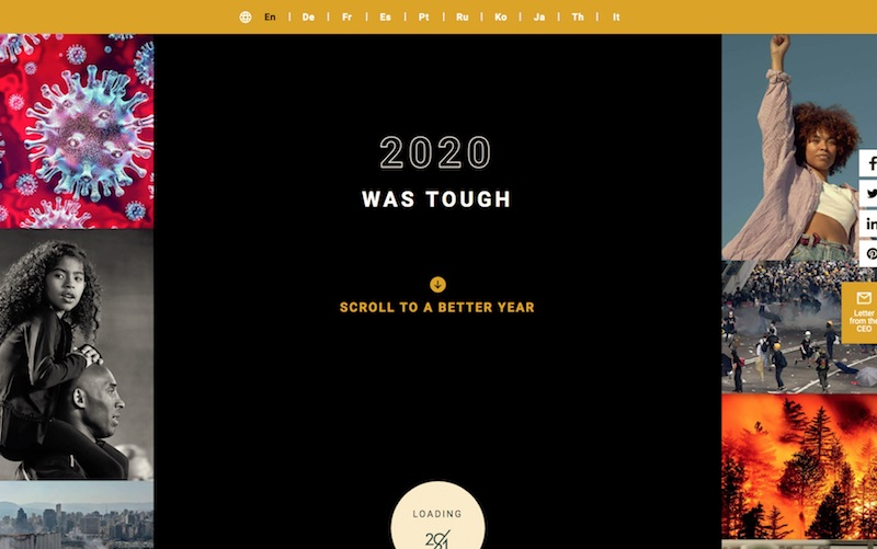 2021 Creative Trends Data-driven Design Trends   Shutterstock