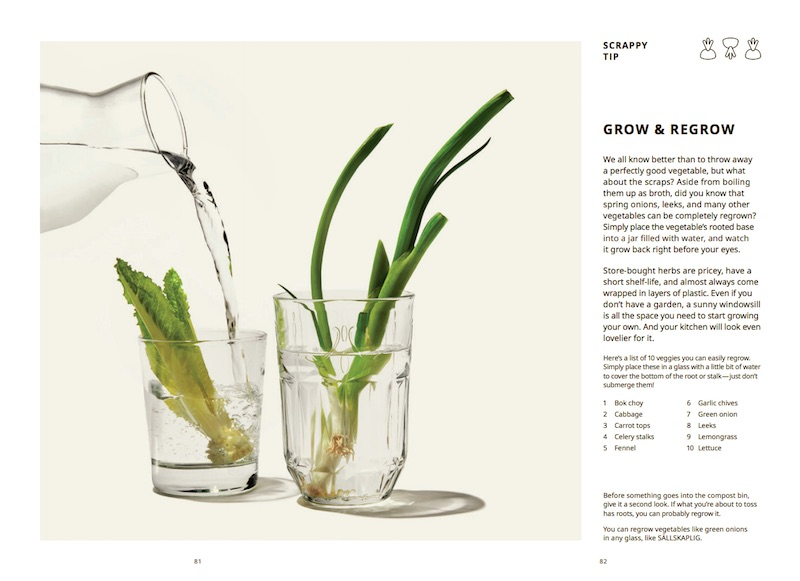 IKEA ScrapsBook - Zero-Waste Recipes & Ideas