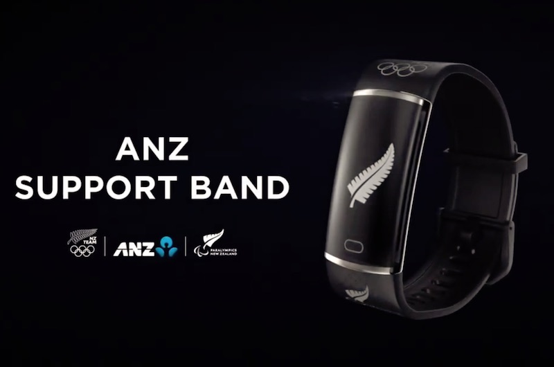 ANZ Sponsorship - Support Band