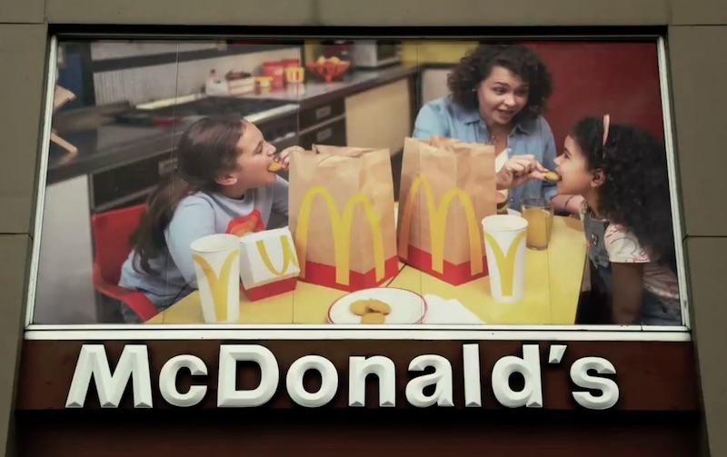 McDonald's - Say It With M