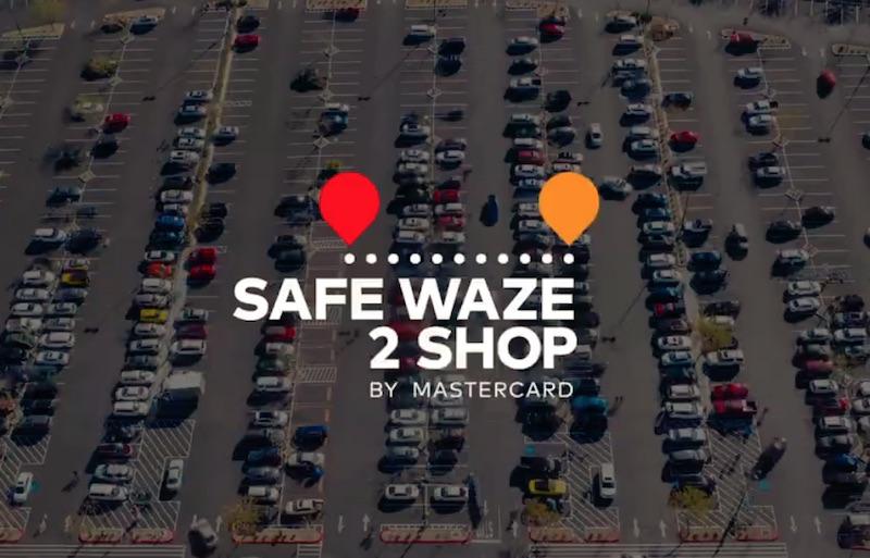 SAFE WAZE 2 SHOP by MCCANN WARSAW & TORONTO for MASTERCARD
